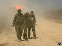 Israeli fighters