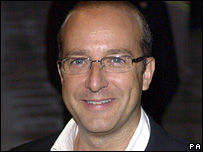 TV hypnotist Paul McKenna