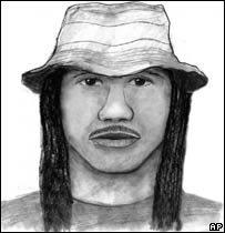 Photo-fit of the 'Baseline Killer'