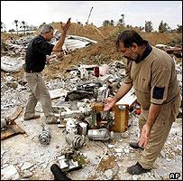 Mughazi refugee camp