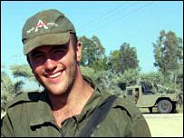 IDF soldier Hemi Leberman