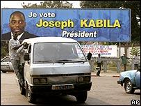 Poster of Joseph Kabila