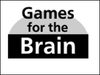 Games for the Brain website