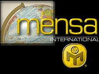Mensa's website