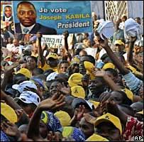 Congo rally