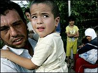 Lebanese refugees