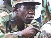 Vincent Otti, LRA deputy leader