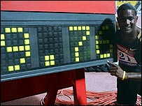 Join world record holder Justin Gatlin