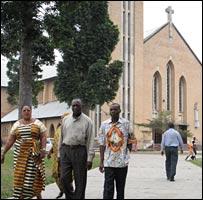 Notre Dame Cathedral, Kinshasa, DR Congo