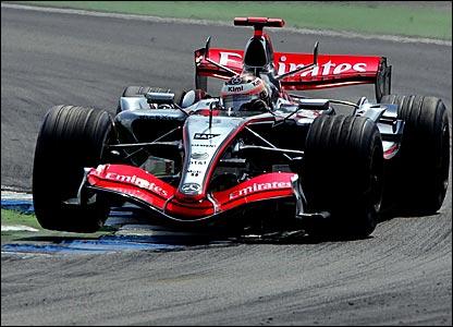 Kimi Raikkonen seals third place at Hockenheim