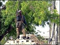 Islamist soldier