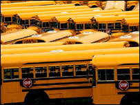 US school buses, Eyewire