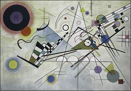 Obra de Kandinsky