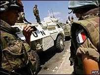Fuerzas de Naciones Unidas