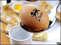 La tecnolog�a en ayuda del huevo duro