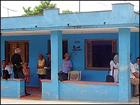 Consultorio in Jaruco, Cuba