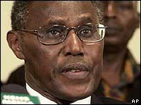 George Saitoti