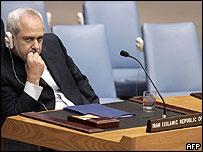 Embajador de Irán ante la ONU