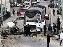 Colombian bomb