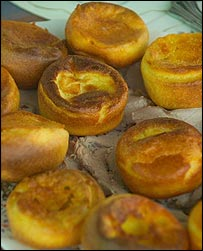 Yorkshire pudding (Photo: Freefoto.com)