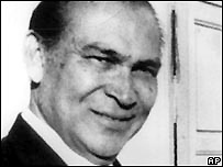 Fulgencio Batista.