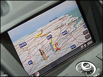 A satellite navigation system