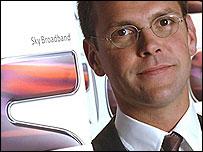 James Murdoch, BSkyB