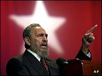 Fidel Castro (file photo)