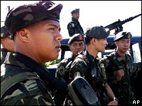 Troops in the southern Philippines (file photo)
