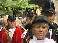 Yorkshire Mayors