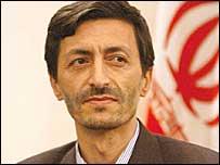 Energy Minister Parviz Fattah