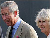 Prince Charles and Duchess of Rothesay (Pic: lochalsh.com)