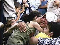 أسرة لبنانية