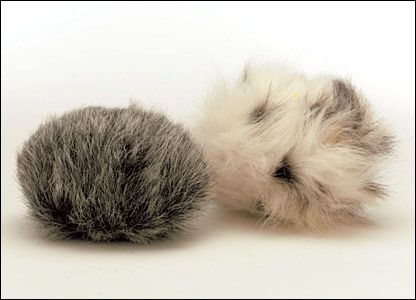 Imitation fur tribbles