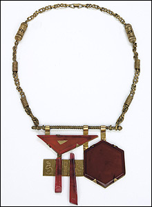 Vulcan Kolinahr necklace