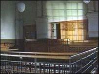 Court room - generic