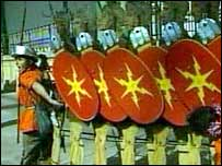 The Roman-soldier-multiplier