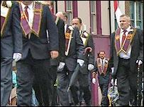 Apprentice Boys in Derry