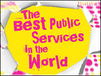 Best Public Services logo