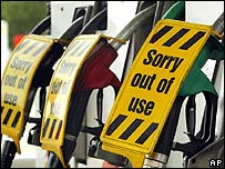 Expendedores de combustibles