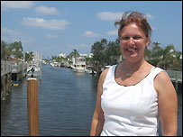 Julia Eastwood, Florida estate agent