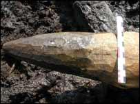 Timber tip