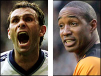 Gus Poyet (left) could be joined at the club by Paul Ince