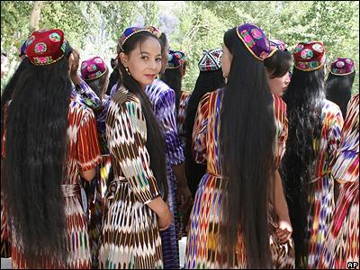 уйгурские девушки фото знакомство