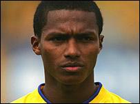 Ecuador midfielder Luis Antonio Valencia