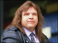 Meat Loaf in 1988