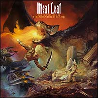 Meat Loaf's Bat Out of Hell III cover