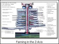 Vertical Farm website