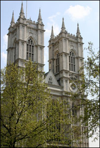 Westminster Abbey, BBC