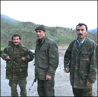 Village Guards in south-eastern Turkey